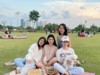 Piknik Bersama Di Graha Natura Park Surabaya Image From @dkoeswandi