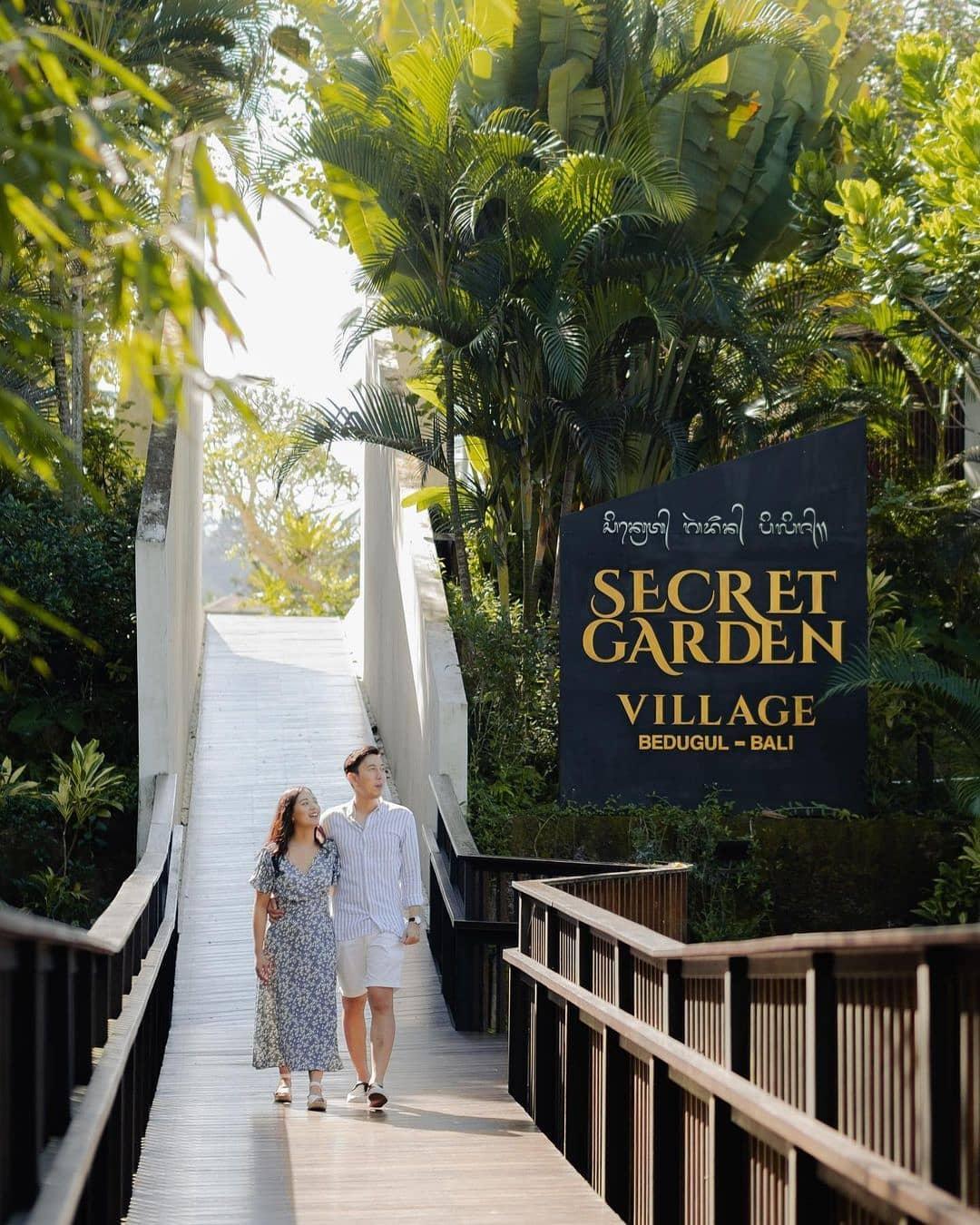Secret Garden Village Bali Image From @welivingbali