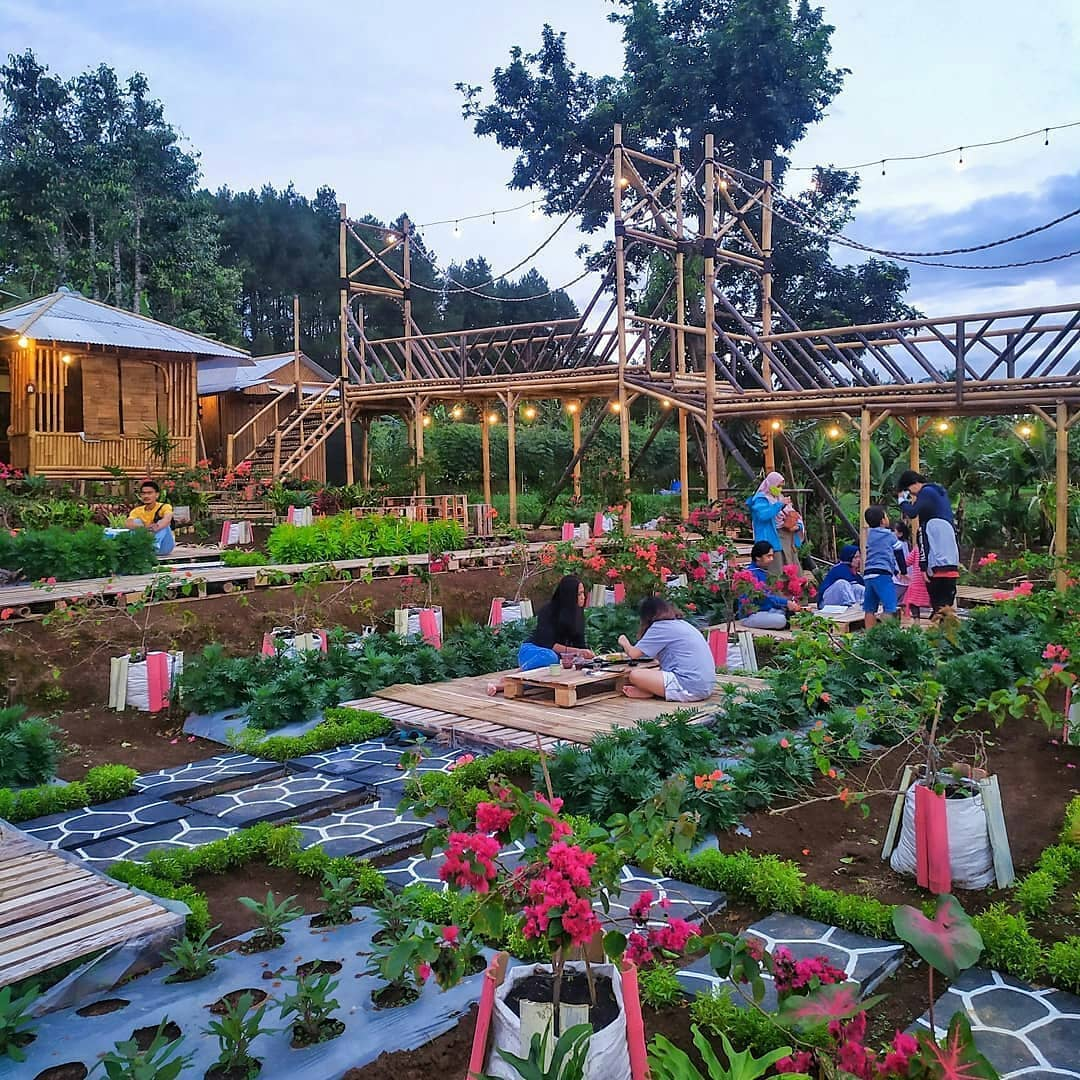 Tapos Garden Coffee Eatery Bogor Image From @nadi_ngopi