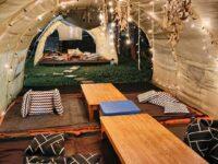 Tenda Besar Di The Ironbee Bogor Image From @fridaep27_