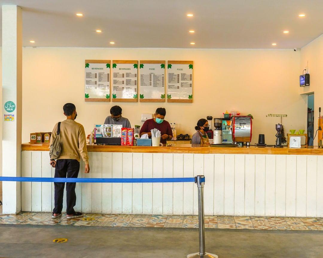 Barista Di Lokasi Cafe Image From @nilukopi