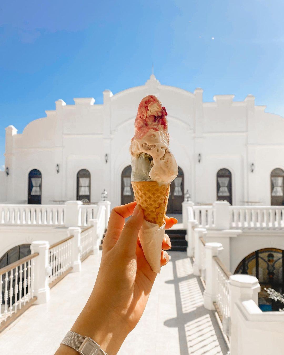Ice Cream Di Pitaloka Sanur Bali Image From @hyuga Journey