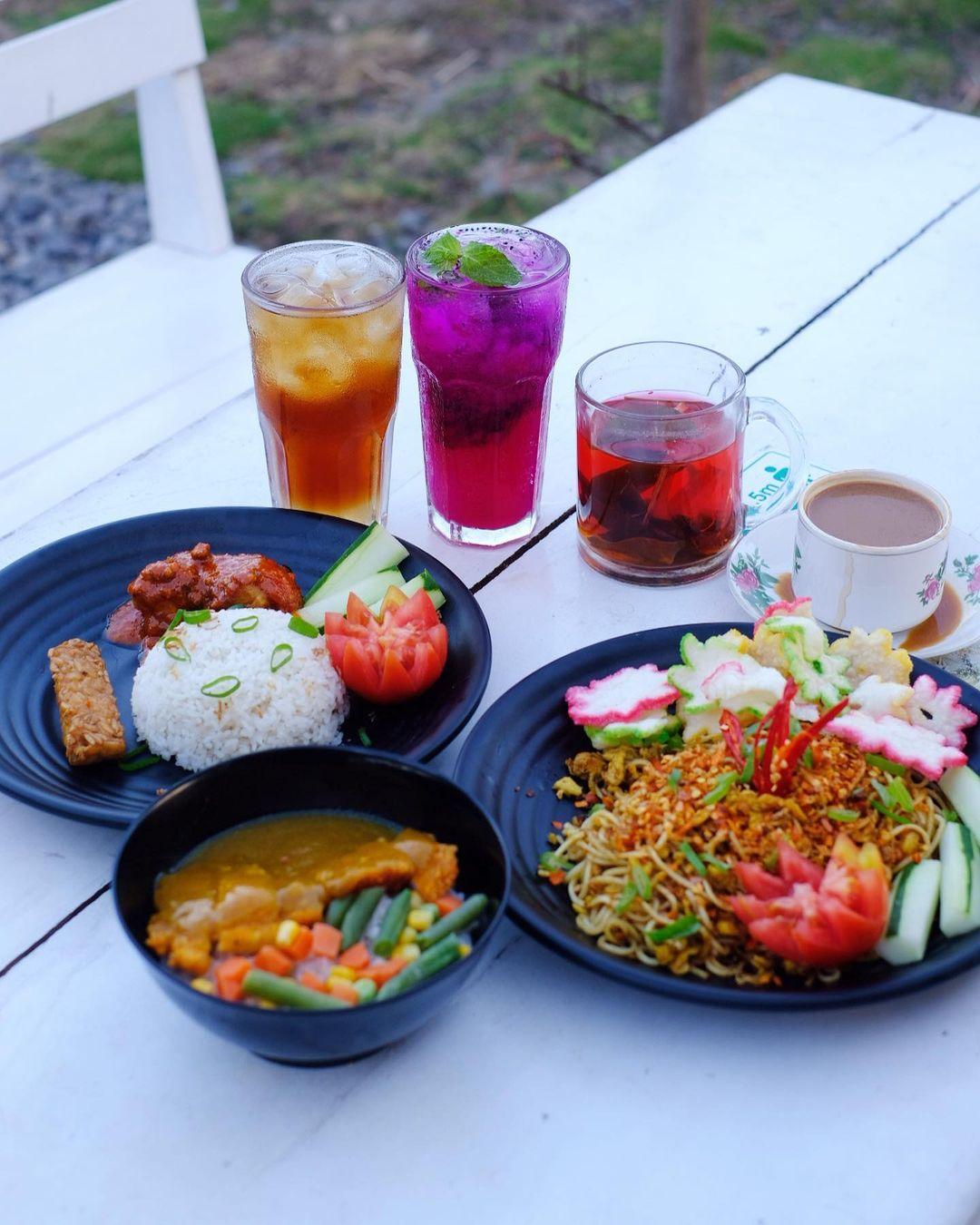 Makanan Di Nilu Kopi Jogja Image From @jogjafoodhunter
