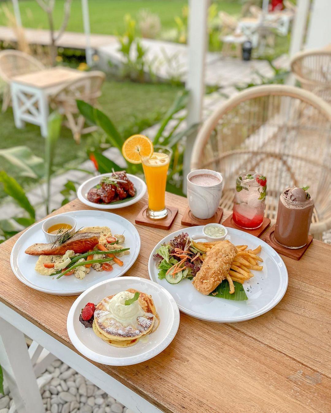 Makanan Di Padiku Eatery Coffee Image From @wonderfuljogja