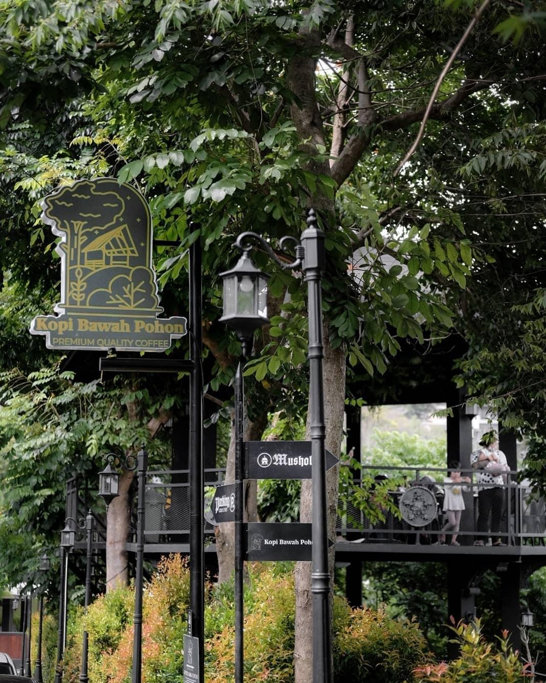 Papan Petunjuk Cafe Image From @aa_fotokopi