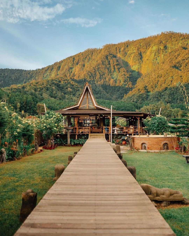 Pemandangan Pondanu Cabins Bedugul Bali Image From @her_journeys1