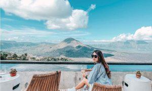 Pemandangan Di Ritatkala Cafe Kintamani Bali Image From @mitadevayana