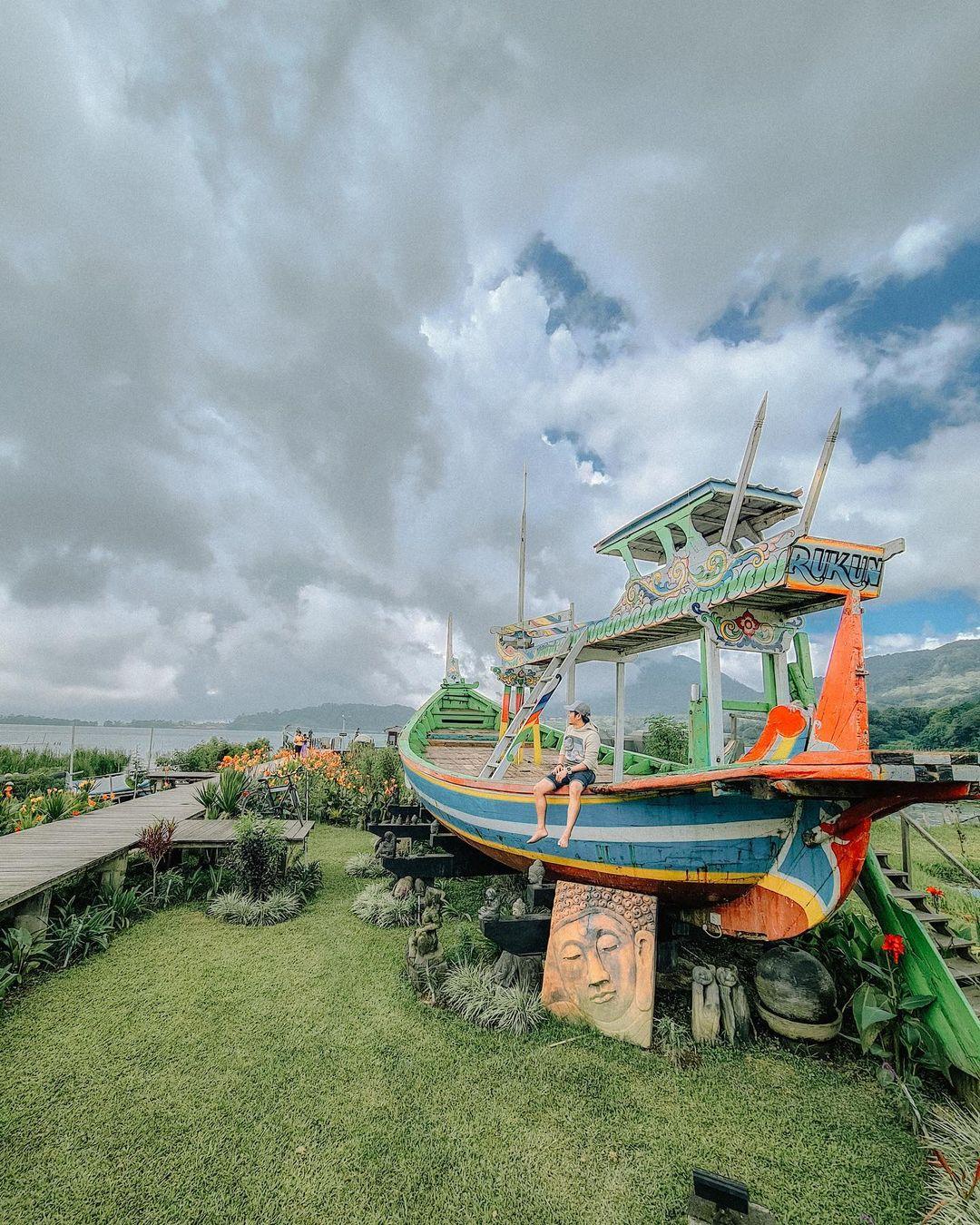 Spot Foto Di Pondanu Bedugul Bali Image From @ibgdsd