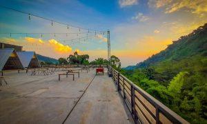 Sunset Di Aworjiwa Coffee Bromo Image From @irfanfen
