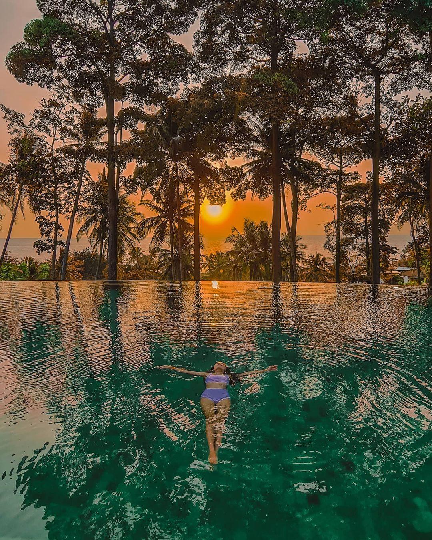Sunset Di Novus Jiva Anyer Image From @marischkaprue
