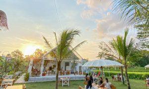 Sunset Di Padiku Eatery Coffee Jogja Image From @wonderfuljogja