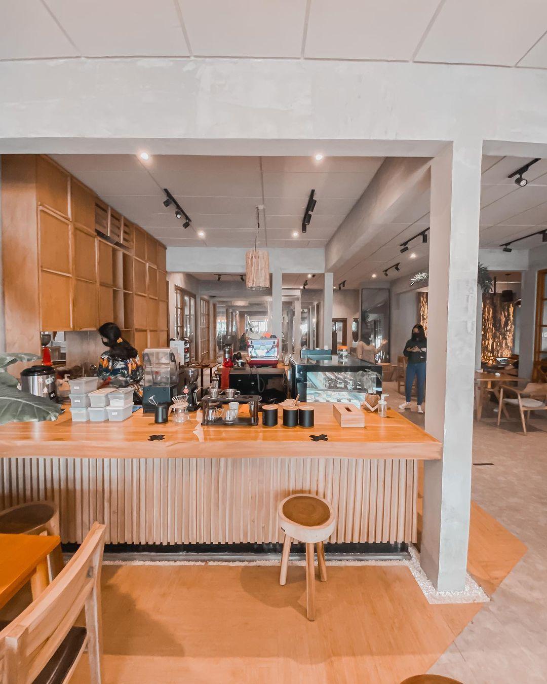 Tempat Memesan Menu Di Ren Coffee Tebet Image From @mrkulinerjkt