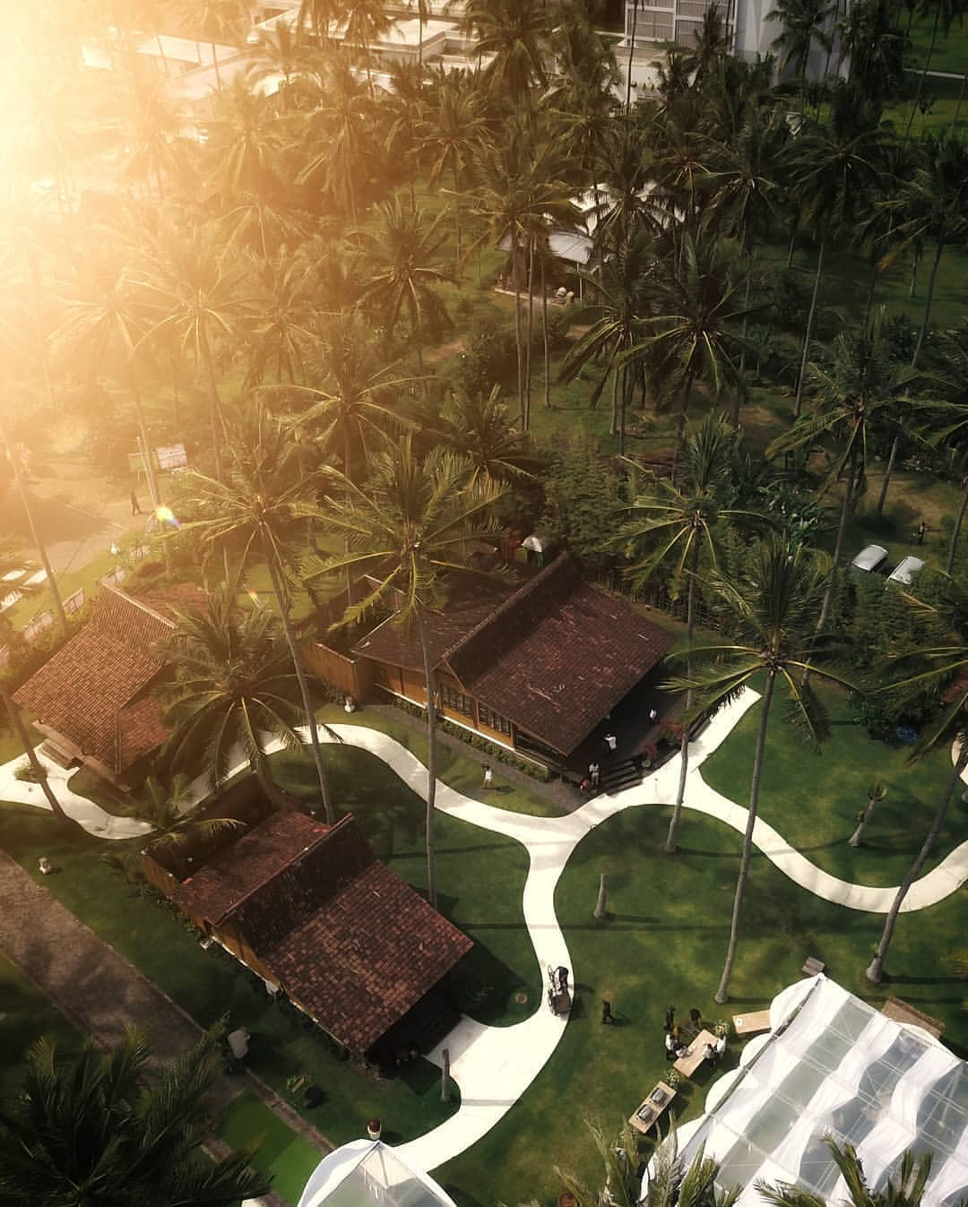 Villa So Long Dilihat Dari Atas Image From @ronnievvo